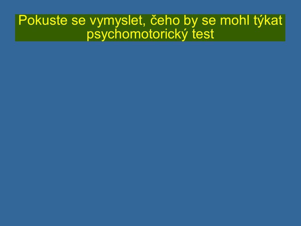 Druhy testů ● testy monotematické a polytematické (podle množství prověřovaných celků)