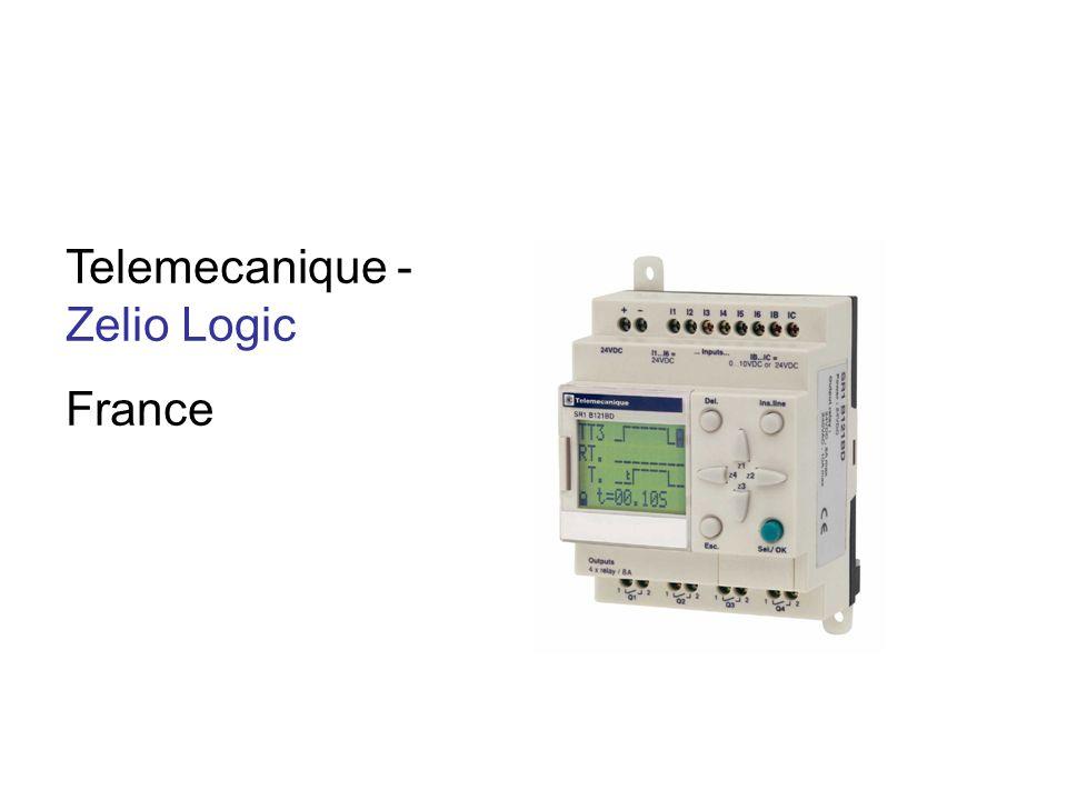 Telemecanique - Zelio Logic France