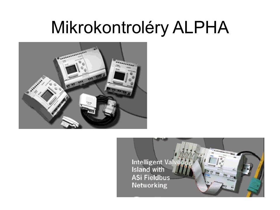 Mikrokontroléry ALPHA