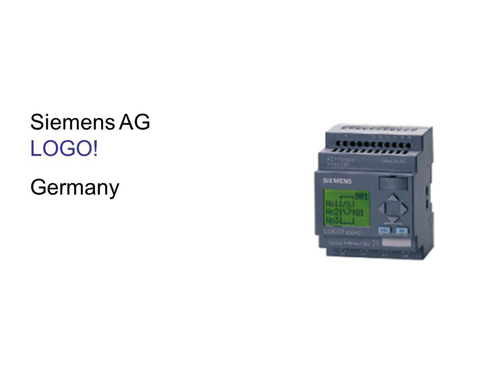 Siemens AG LOGO! Germany