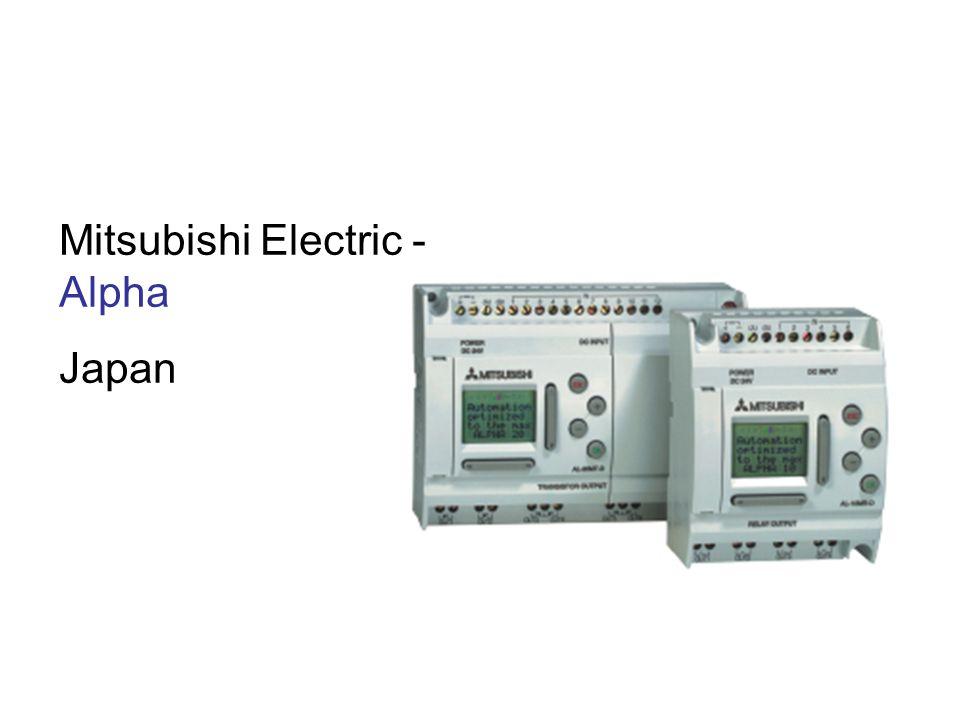 Mitsubishi Electric - Alpha Japan
