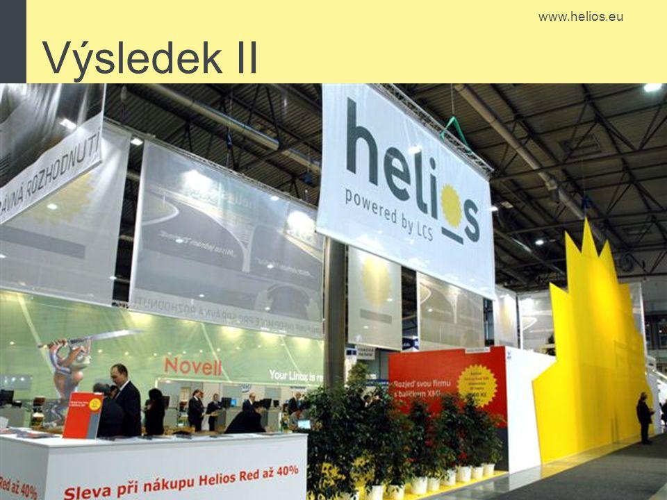 www.helios.eu Výsledek II