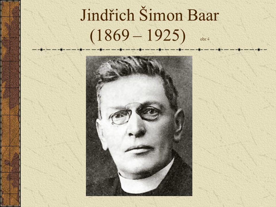 Jindřich Šimon Baar (1869 – 1925) obr.4