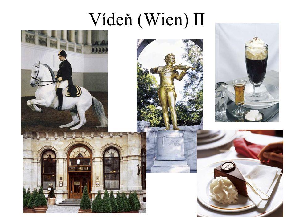 Vídeň (Wien) II