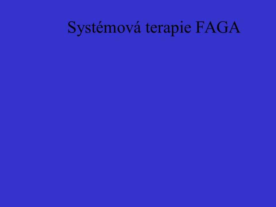 Systémová terapie FAGA
