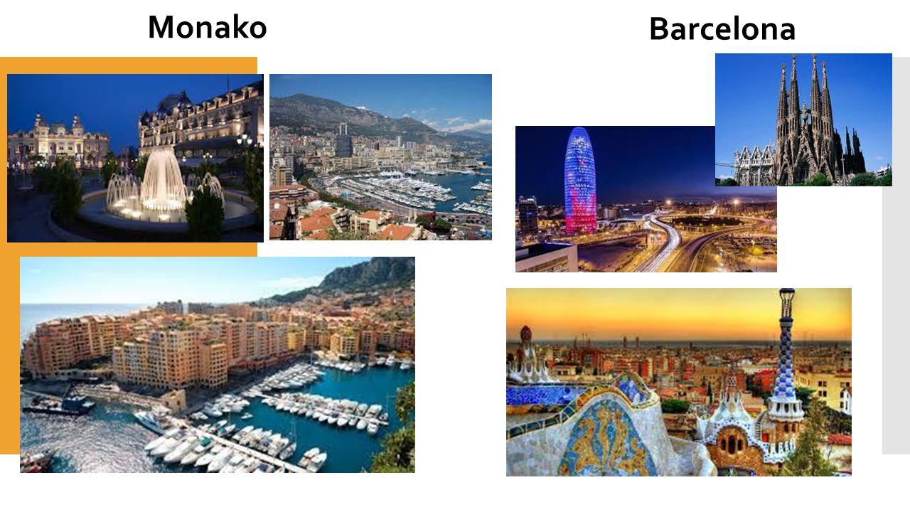 Monako Barcelona