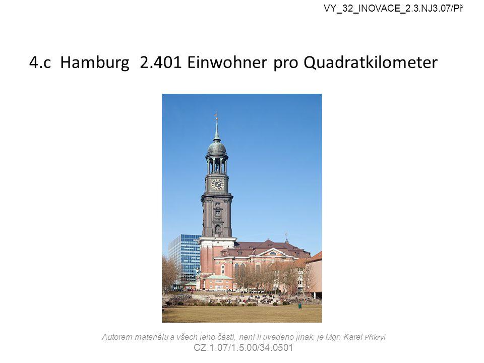 5.Welches Bundesland hat die kleinste Bevölkerungsdichte außer Berlin.