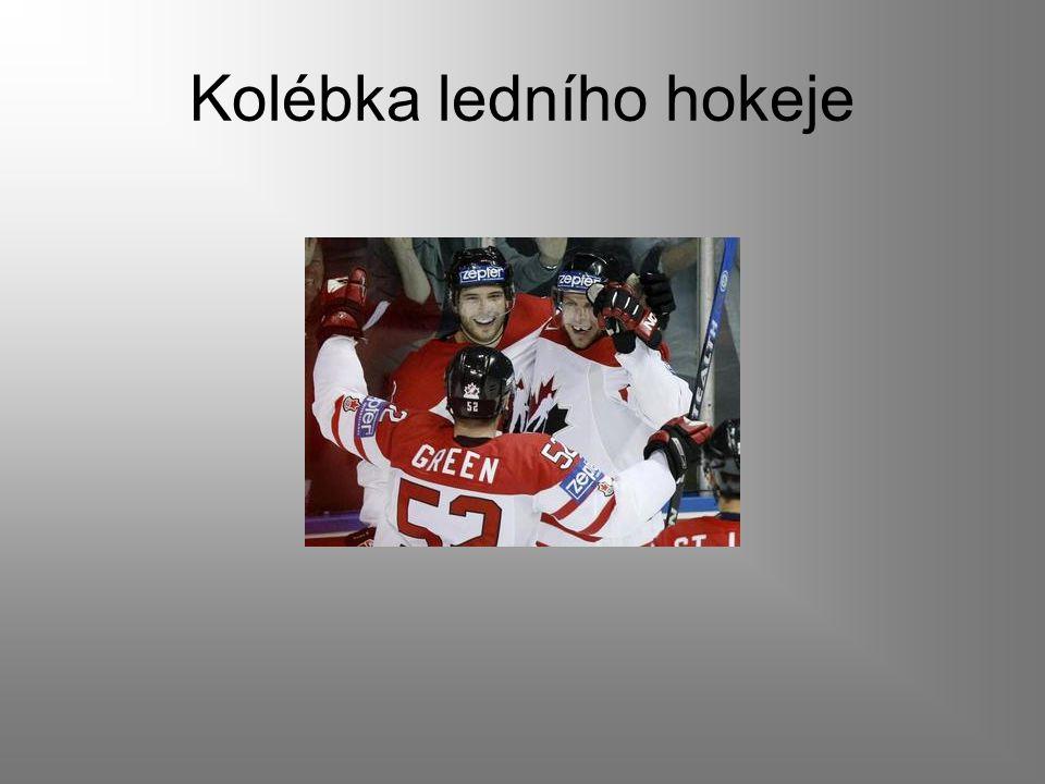 Kolébka ledního hokeje