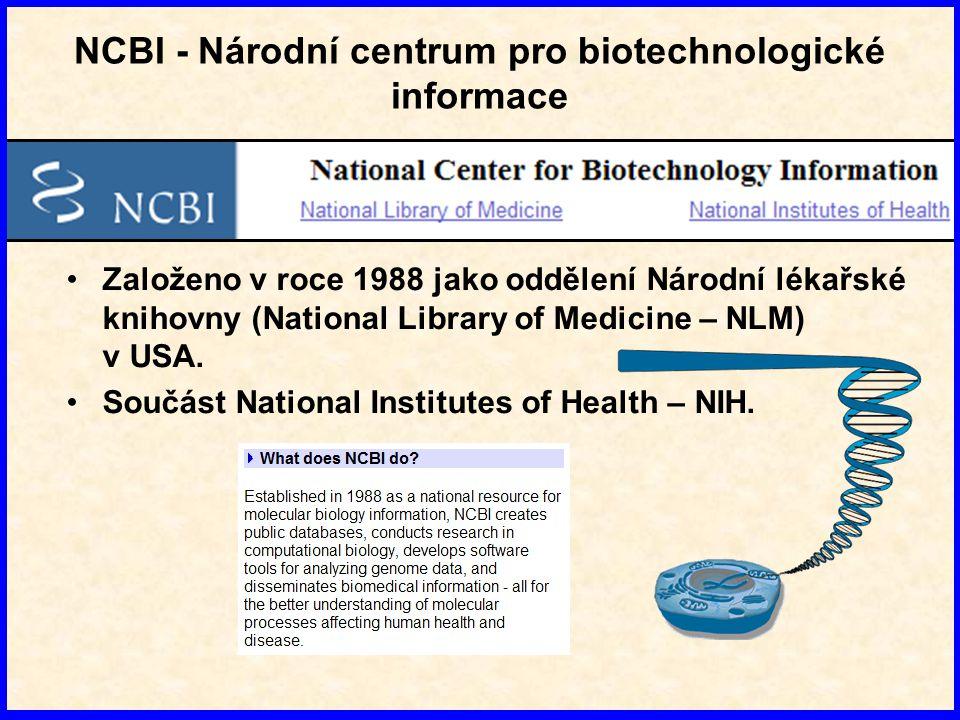 CIB – Centrum pro informační biologii Založeno jako oddělení Národního genetického institutu (, NIG) v Japonsku.
