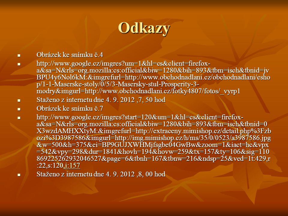 Odkazy Obrázek ke snímku č.4 Obrázek ke snímku č.4 http://www.google.cz/imgres?um=1&hl=cs&client=firefox- a&sa=N&rls=org.mozilla:cs:official&biw=1280&