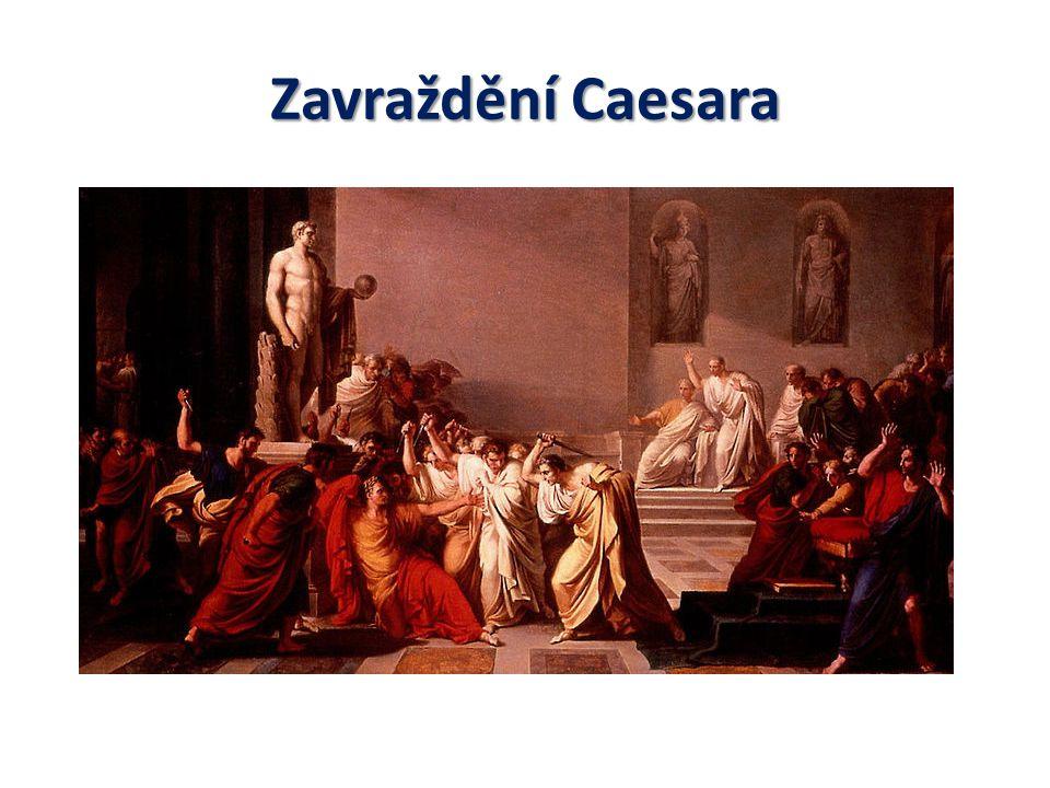Zavraždění Caesara