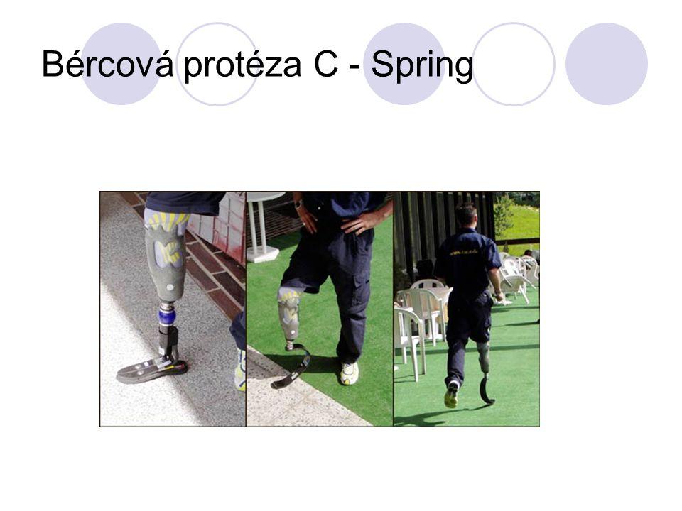 Bércová protéza C - Spring
