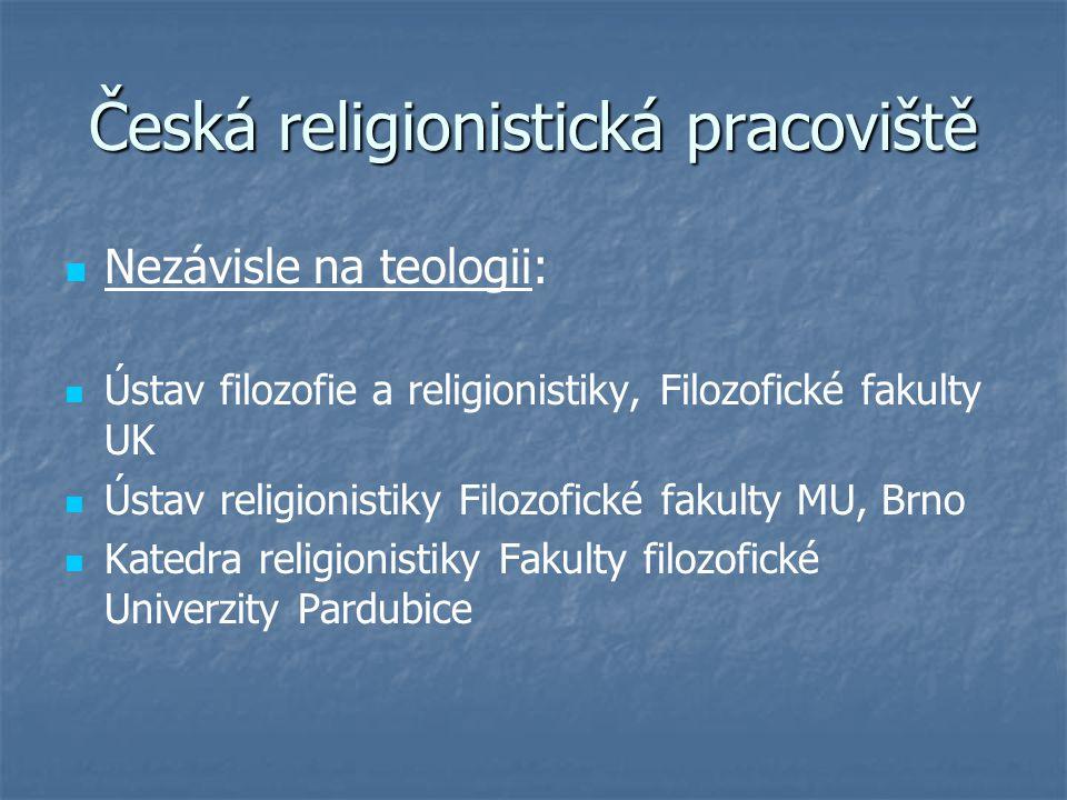 Přehled a analýza nové religiozity Ivan O.Štampach: Na nových stezkách ducha.
