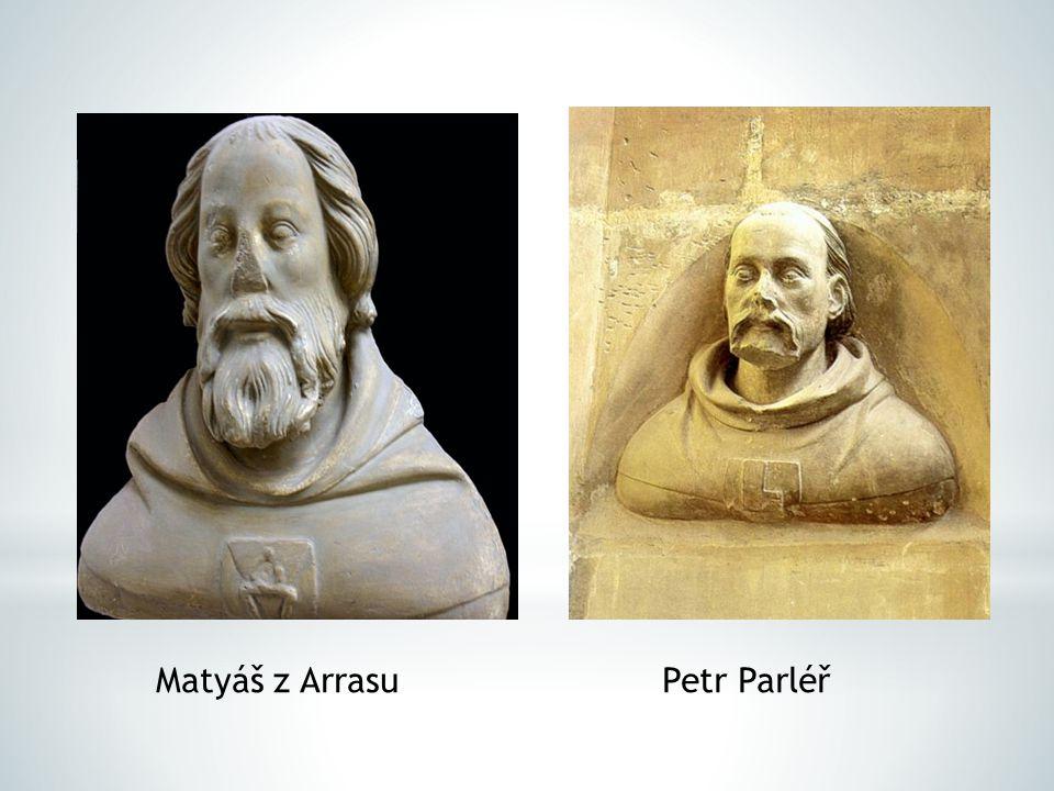 Matyáš z ArrasuPetr Parléř