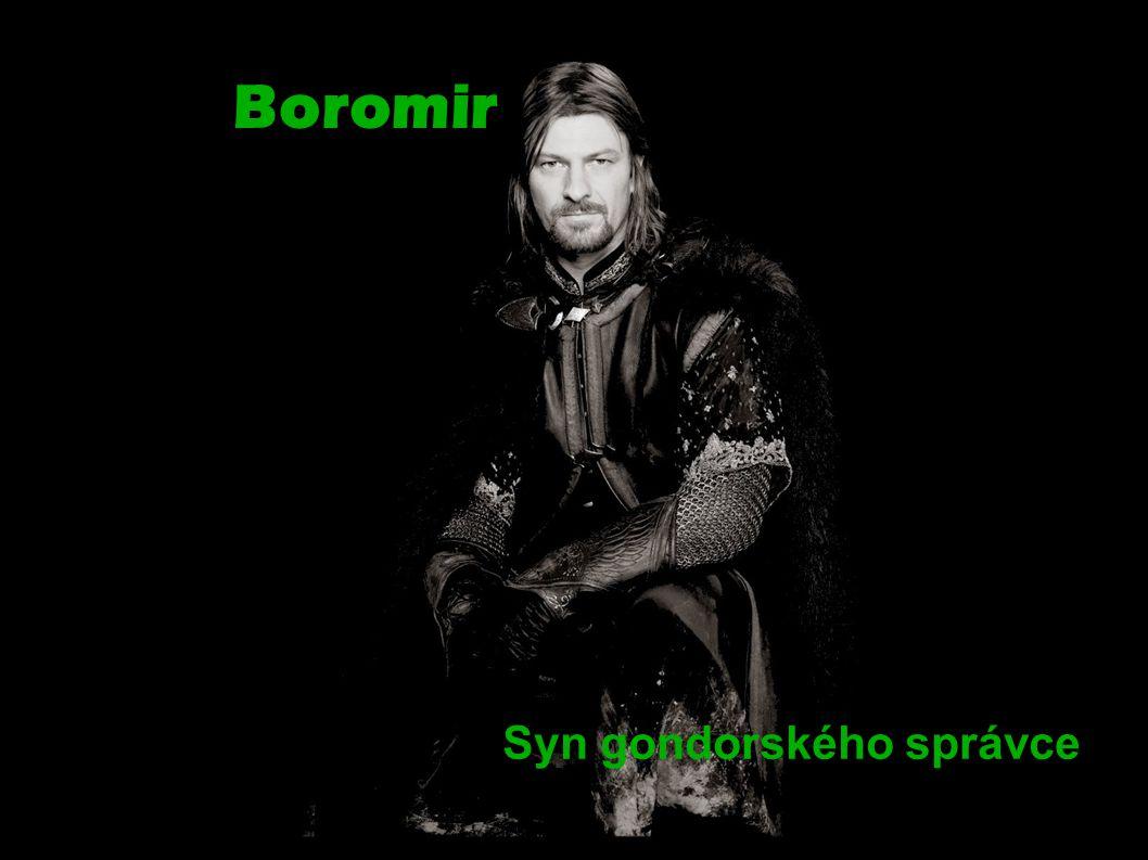 Boromir Syn gondorského správce