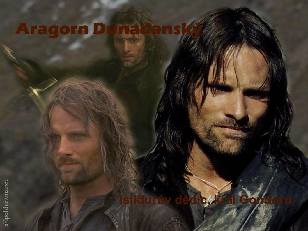 Andúril Znovuzkutý Narsil, Aragornův meč