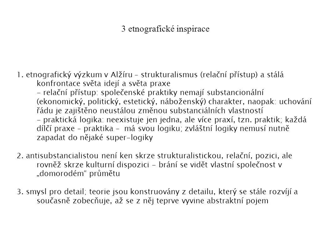 3 etnografické inspirace 1.
