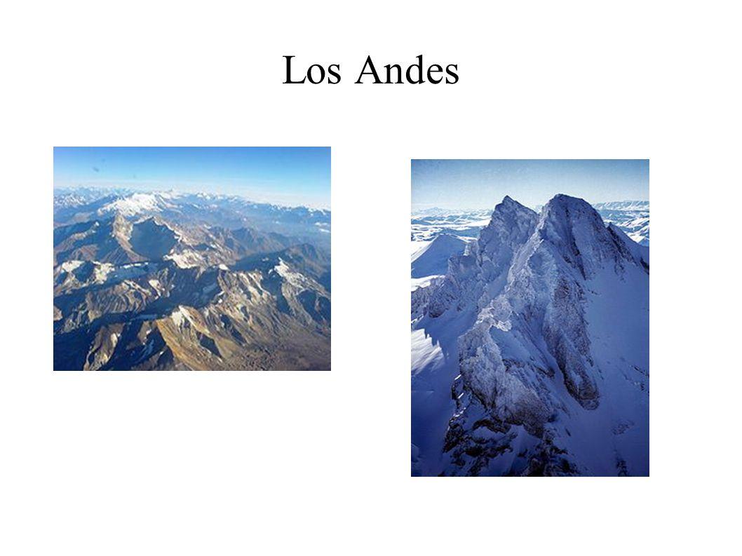 La cordillera de los Andes La cordillera de los Andes es un sistema montañoso de América del Sur que atraviesa Argentina, Bolivia, Chile, Ecuador, Colombia, Perú y parte de Venezuela.