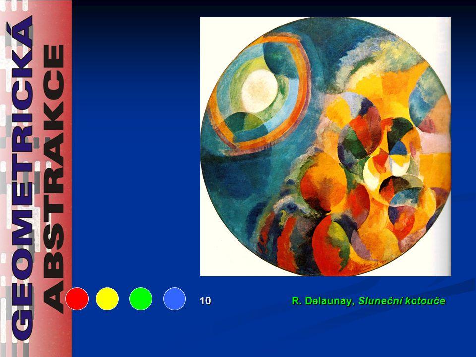 10 R. Delaunay, Sluneční kotouče