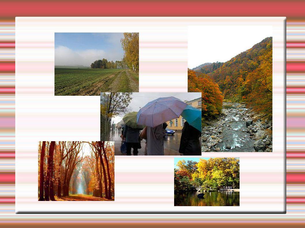 Podzim je jedno ze čtyř ročních období.Astronomický podzim začíná 23.