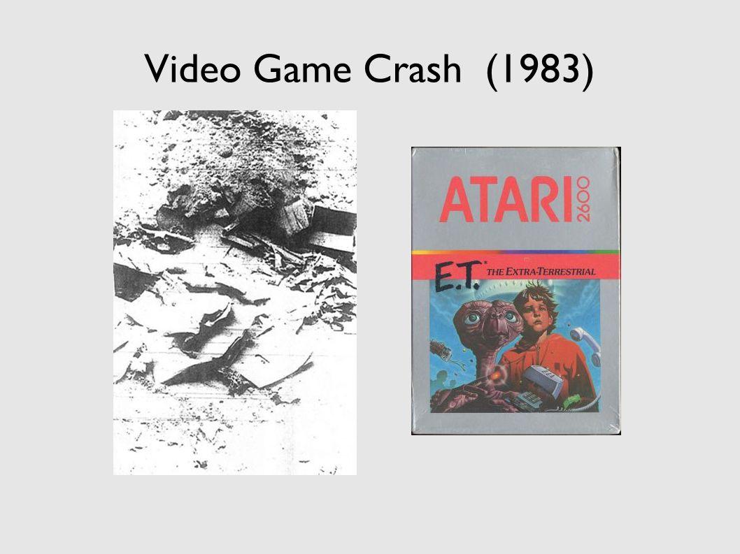 Video Game Crash (1983)