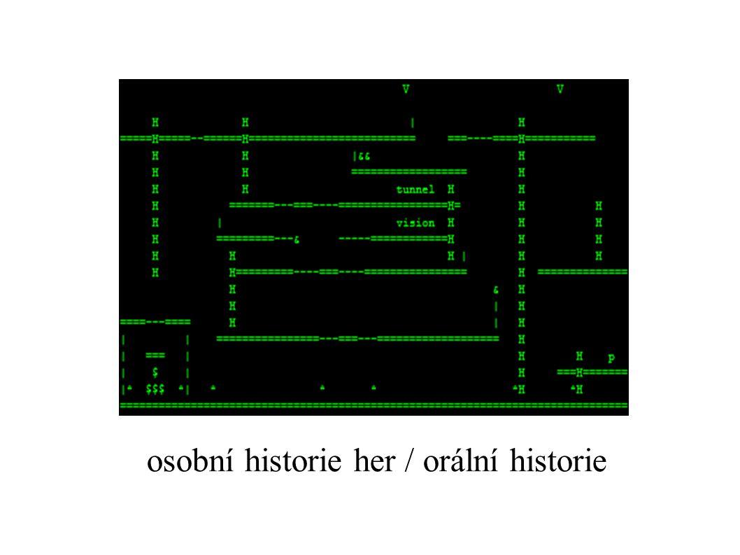 """Éra domácích počítačů v Evropě více než v USA a Japonsku kopie/porty arkádových hitů + inovace malí nezávislí vydavatelé; levné počítače (Sinclair ZX Spectrum), obzvlášť v Británii: fenomén ložnicového programátora nové žánry: RPG (Ultima 1980), adventure (Adventure 1977 - """"open source? ), izometrická grafika (Knight Lore 1984), první 3D enginy (Driller 1987)"""