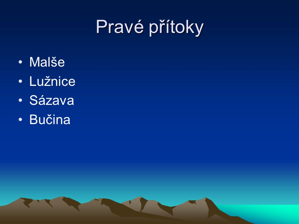 Soutok Vltavy a Lužnice