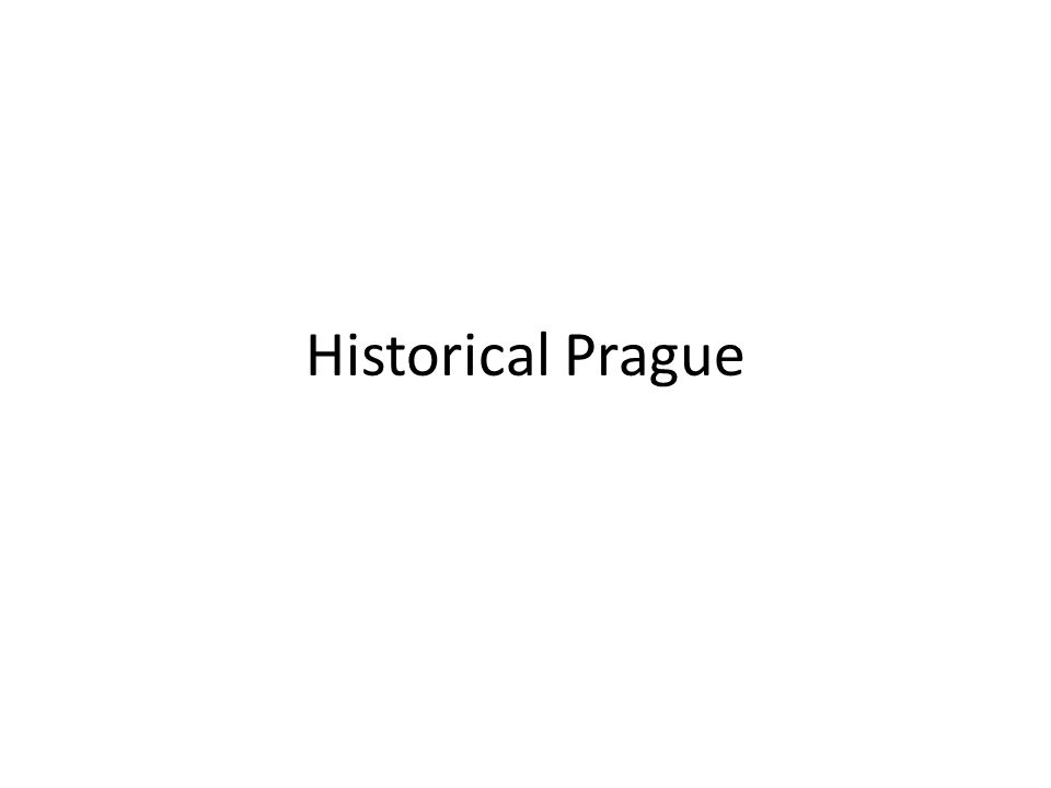 The Capital Prague is the capital of the Czech Republic.