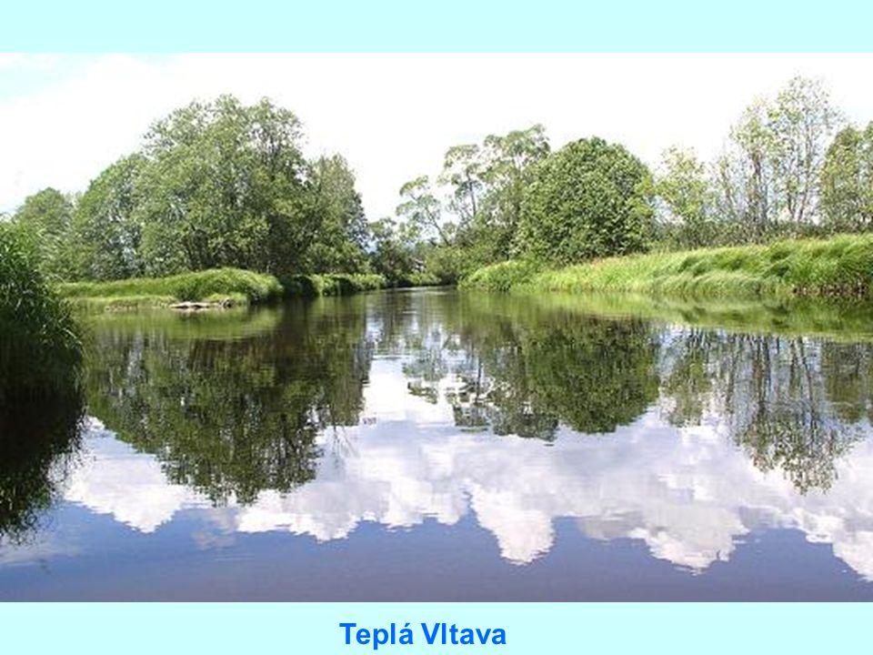 Teplá Vltava