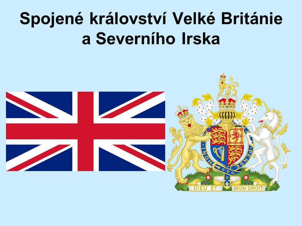 Téma: Evropa, Spojené království Velké Británie a Severního Irska - 8.