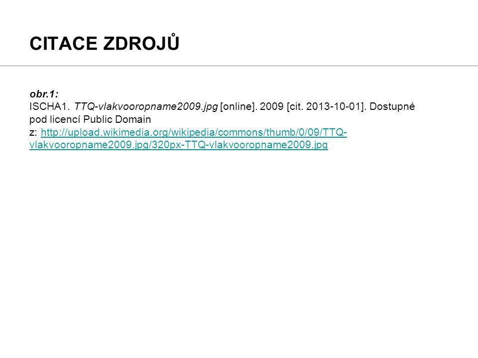 obr.1: ISCHA1.TTQ-vlakvooropname2009.jpg [online].