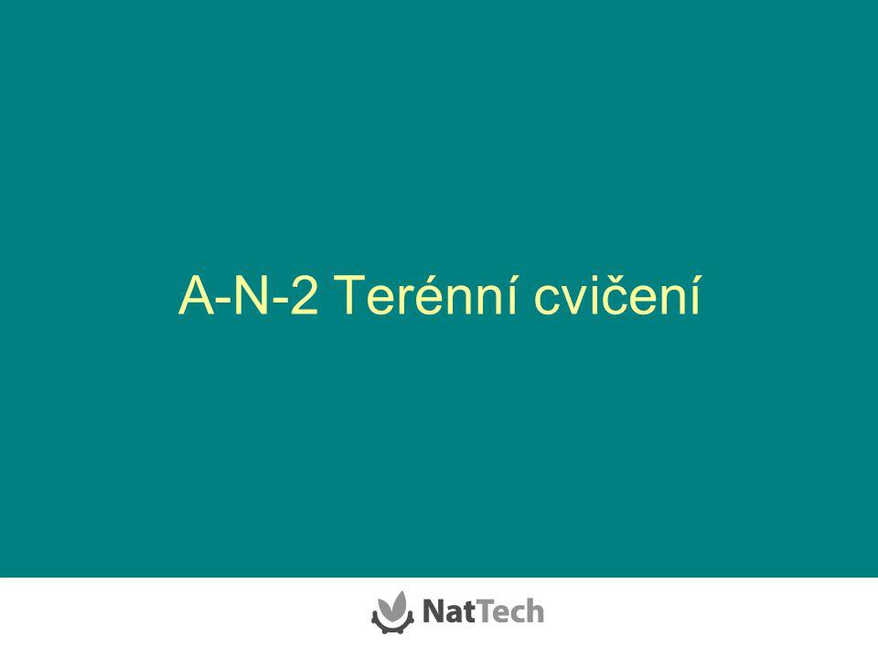 A-N-2 Terénní cvičení