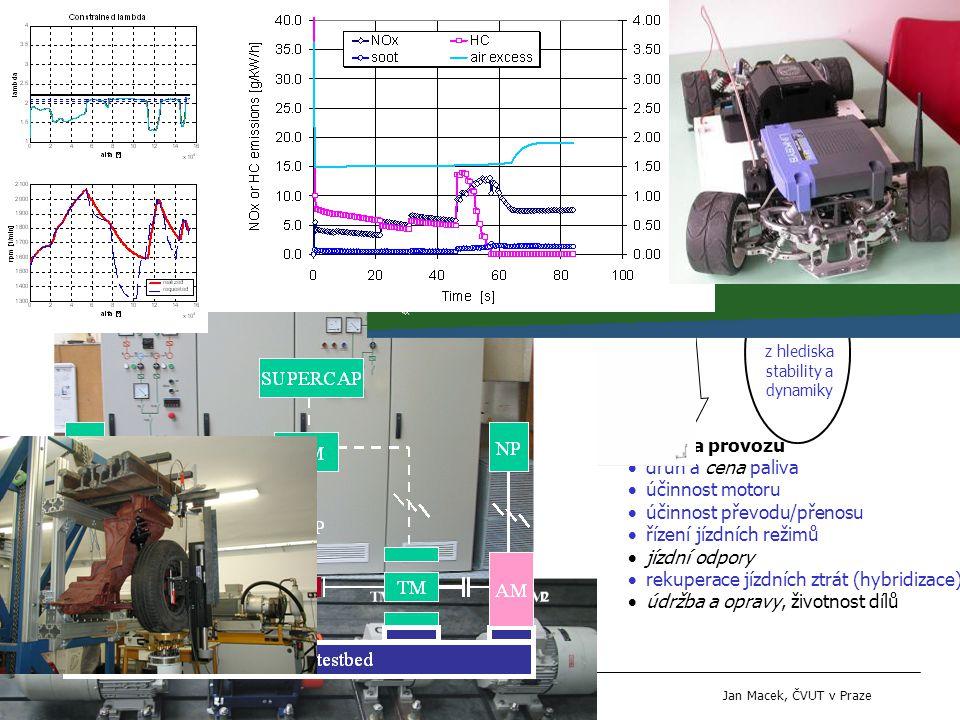 Presentace Univerzitního centra pokročilých technologií Kladno - ČVUT v Praze, ČZU Praha-Suchdol a VŠCHT 17. 6. 2008 - 1M6840770002Str. 8 Jan Macek, Č