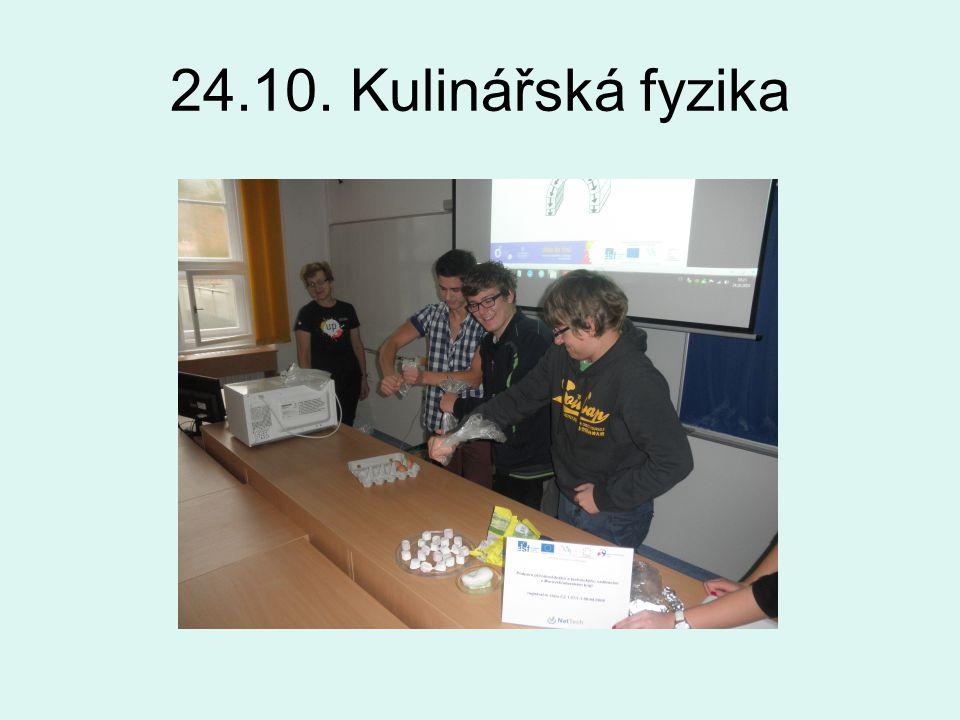 24.10. Kulinářská fyzika