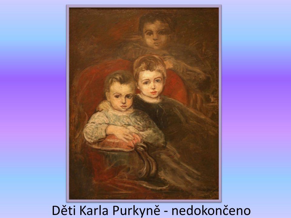 Děti Karla Purkyně - nedokončeno