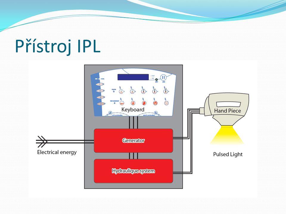 Přístroj IPL