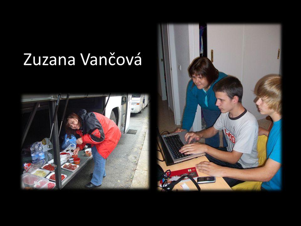Zuzana Vančová