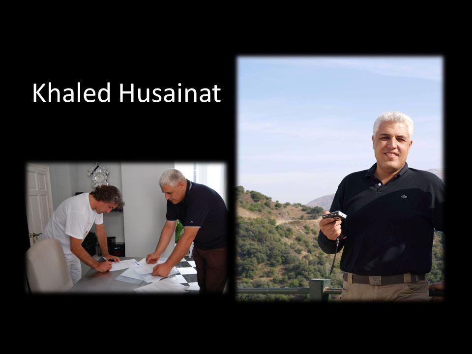 Khaled Husainat