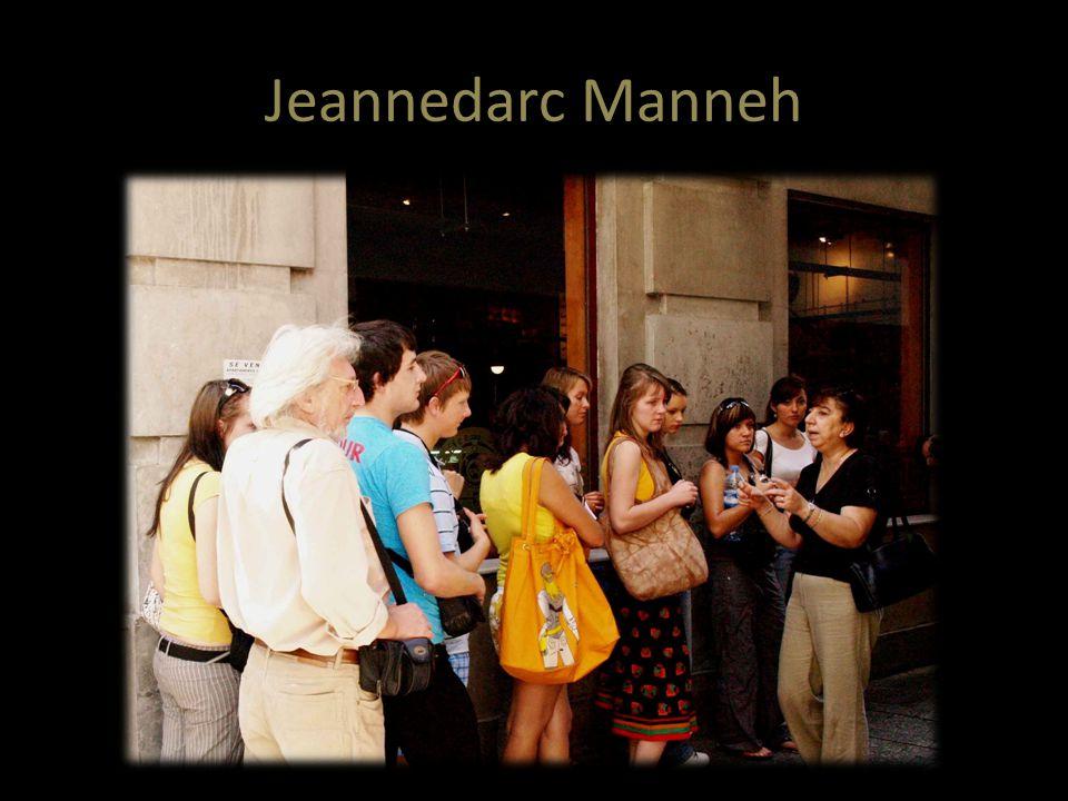 Jeannedarc Manneh