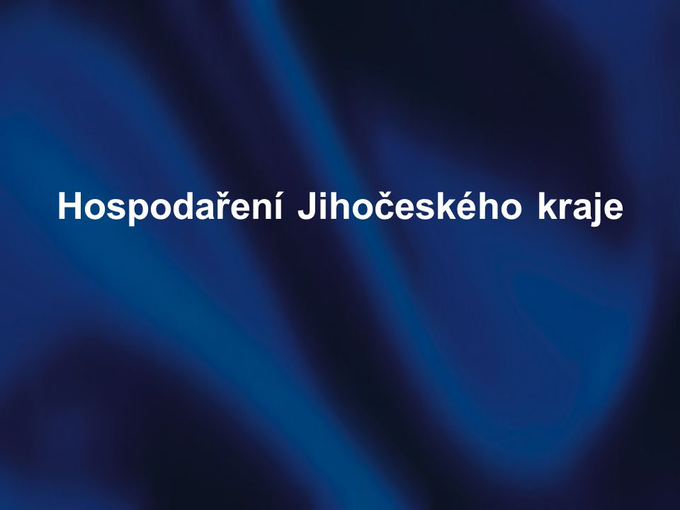 Krajský úřad Jihočeského www.kraj-jihocesky.cz info@kraj-jihocesky.cz