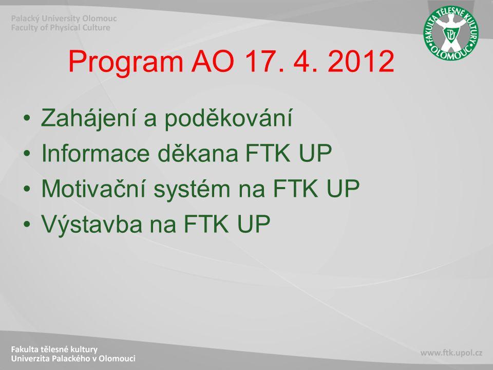 Program AO 17. 4.