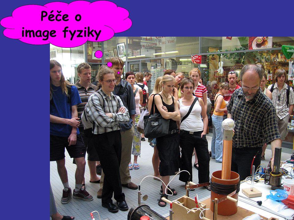 Péče o image fyziky