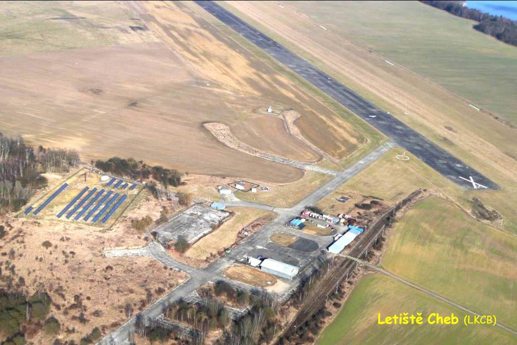 Letiště Cheb (LKCB)