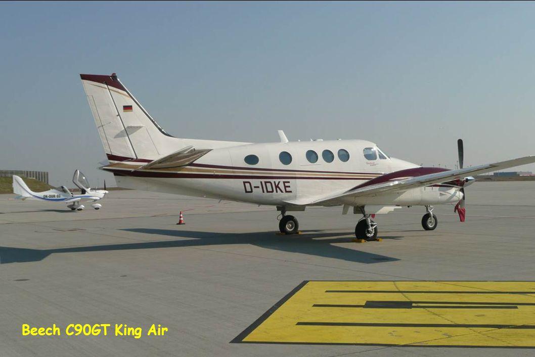 Beech C90GT King Air