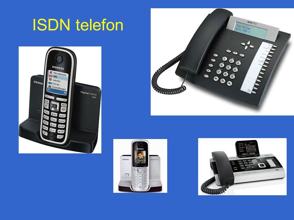 ISDN telefon
