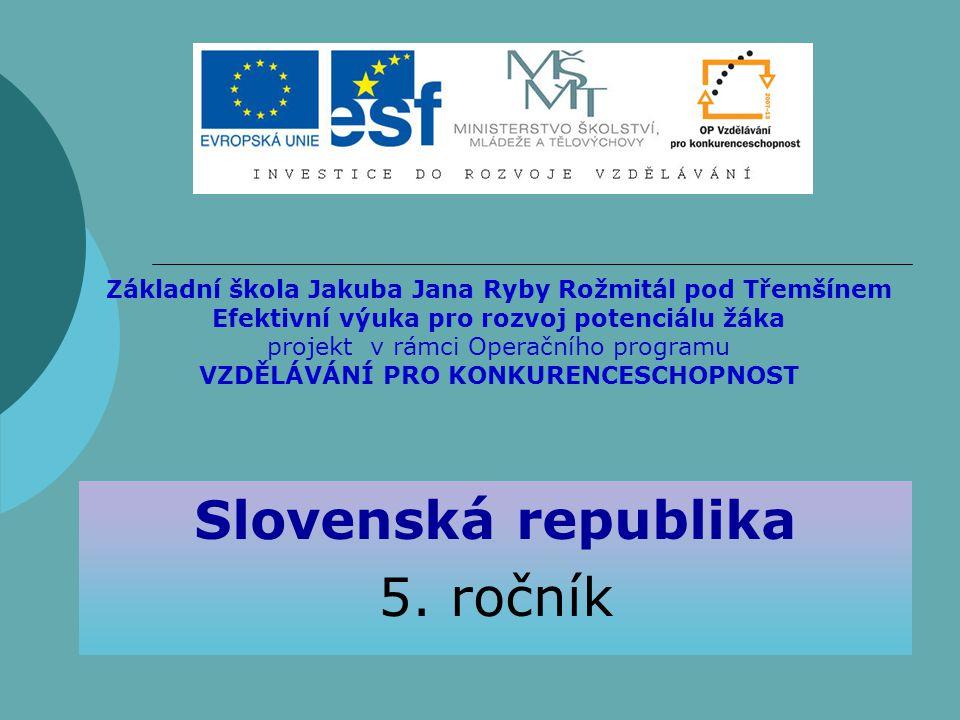 Slovenská republika 5.