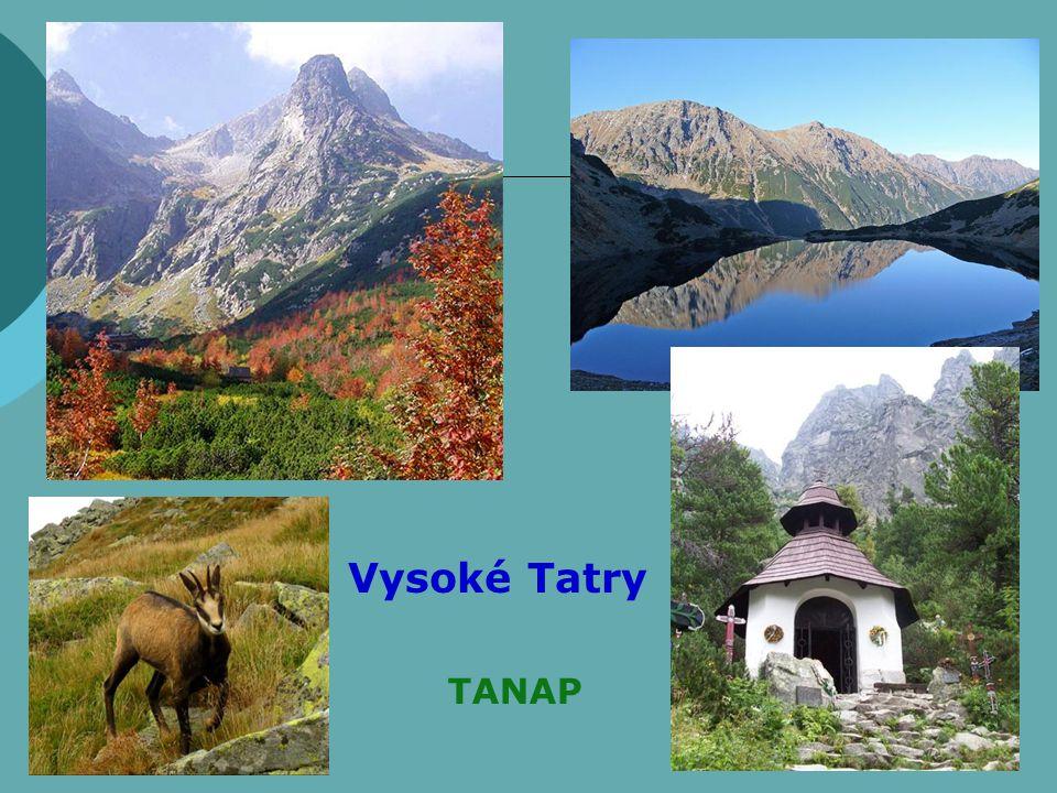 Vysoké Tatry TANAP