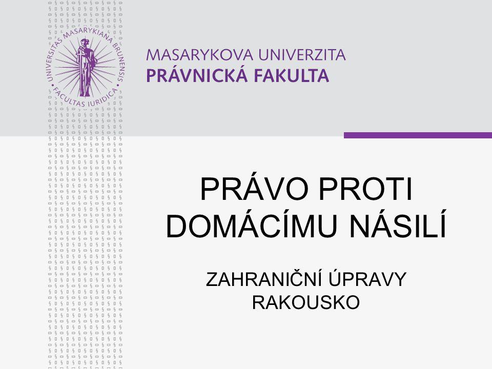 www.law.muni.cz 2 © Jana Volková, 2010