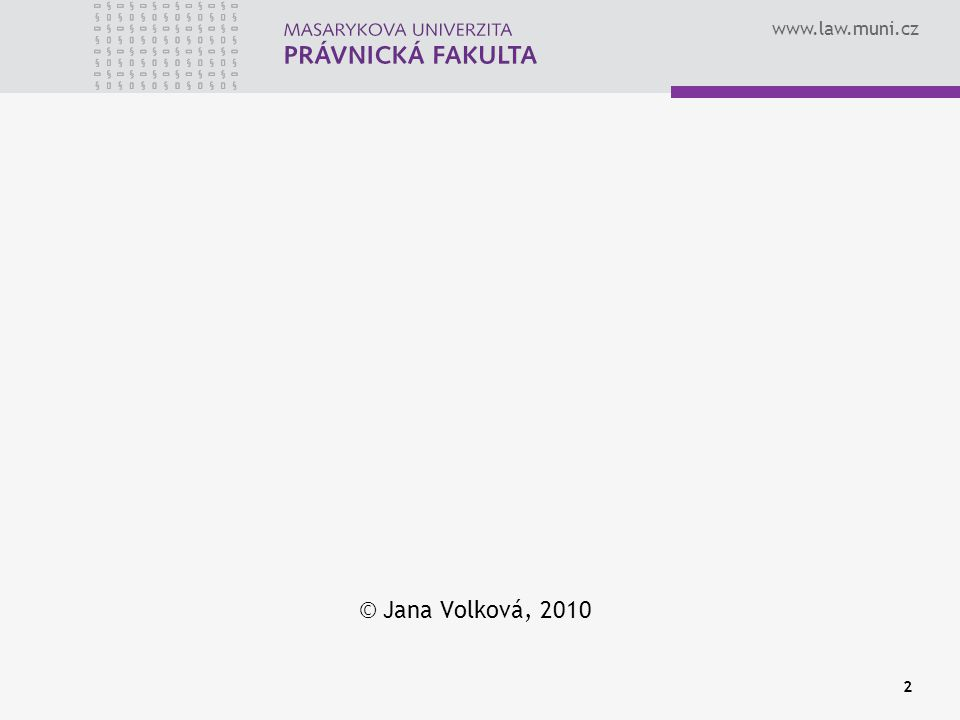 www.law.muni.cz 3 LITERATURA Kühnberg, S.: Gewalt in der Familie und Zivilrecht – Ein Überblick über die Rechtsbehelfe Gewalt ausgesetzter Personen in Österreich unter besonderer Berücksichtigung der Einstweiligen Verfügung.