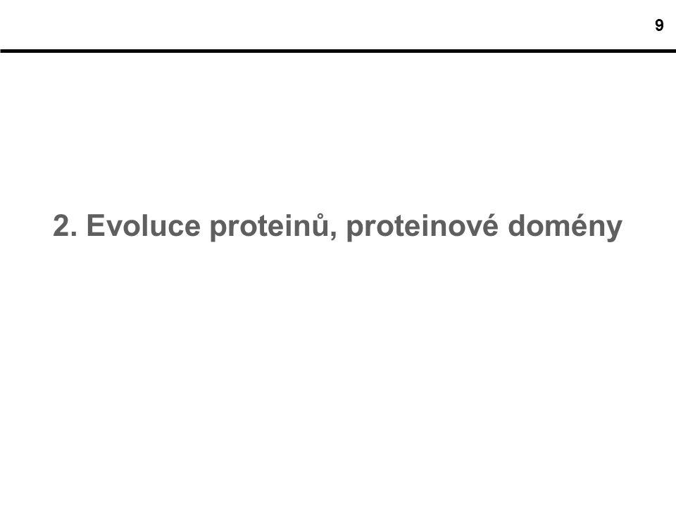 3. Biologické sítě 20